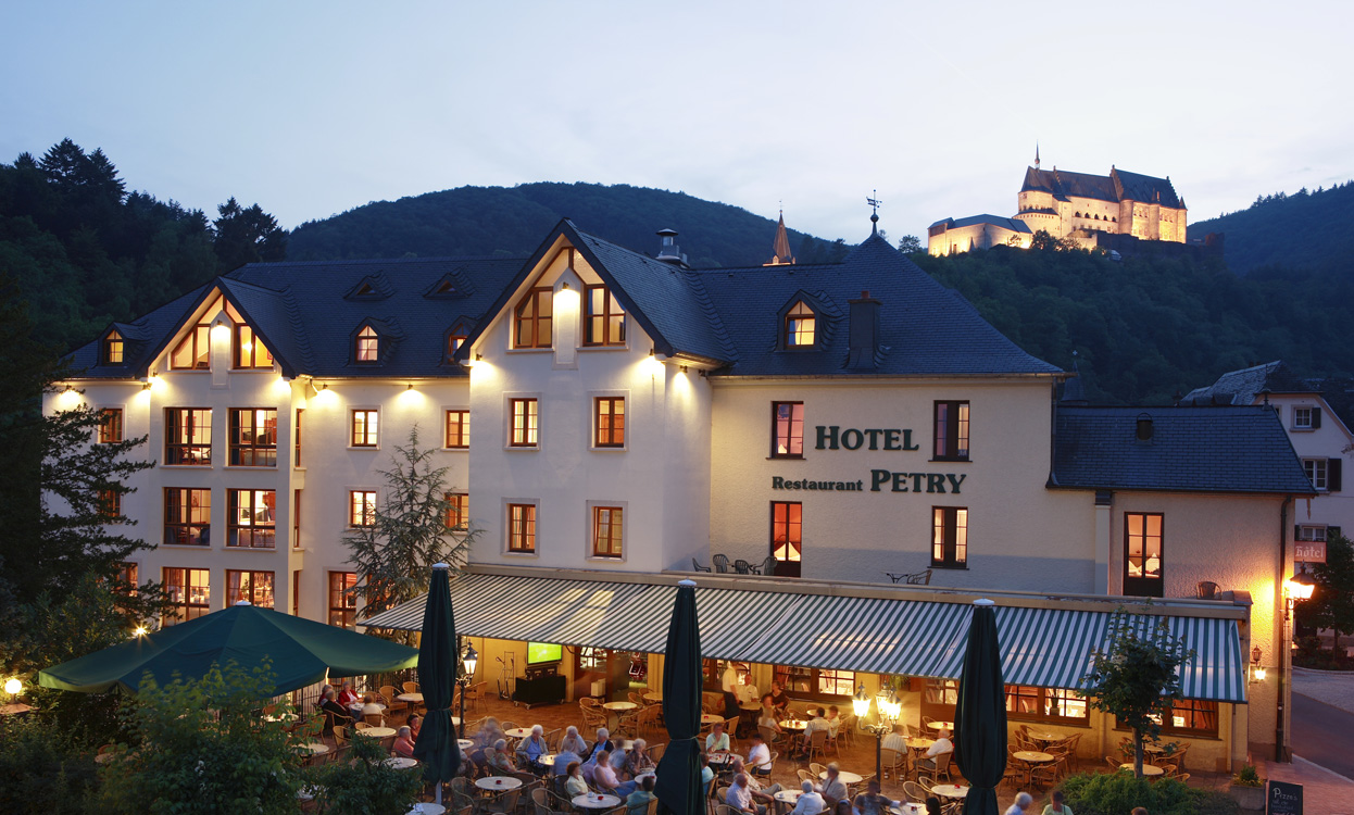 Luxemburg Hotel Wellness